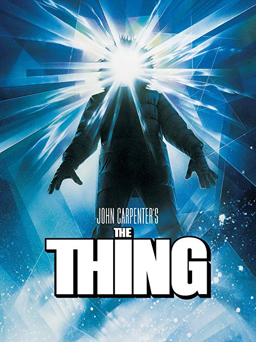 the thing travel movie in Antarctica