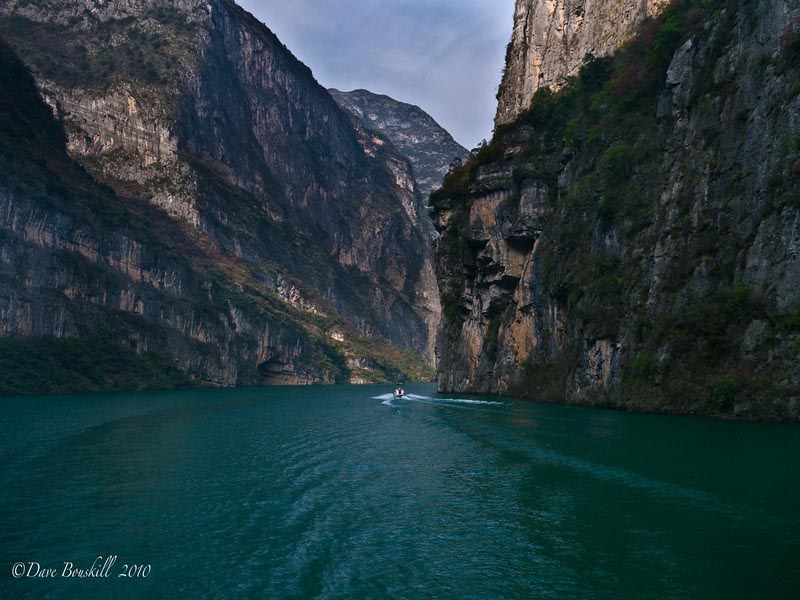 three gorges the yangzee river