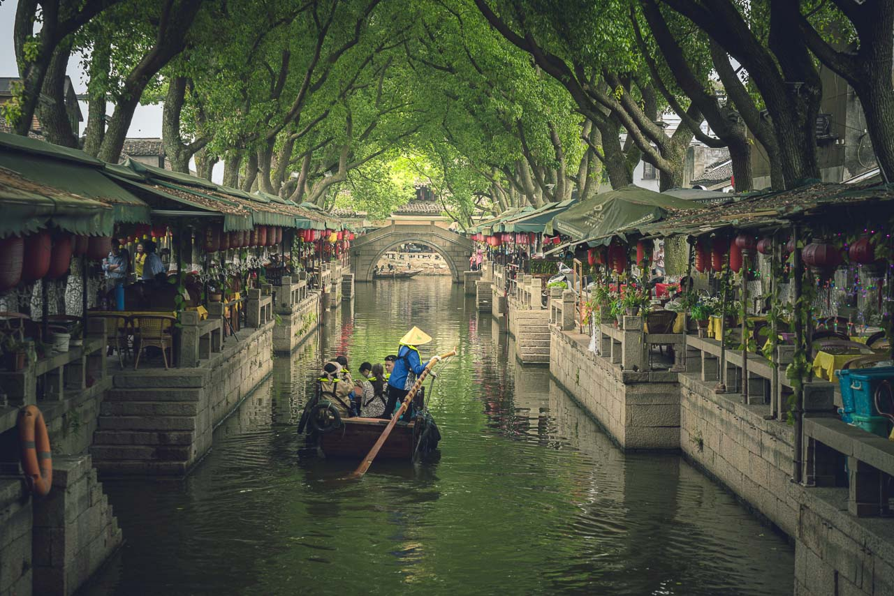 china things to do tongli