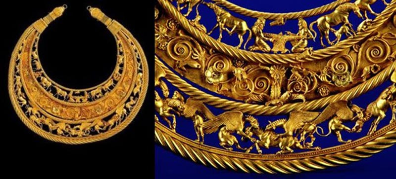 what to see in kyiv scythian gold