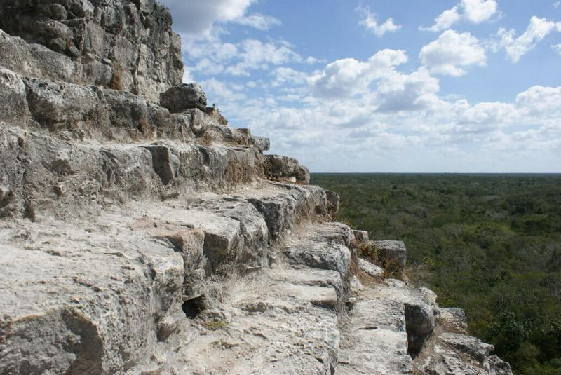 things to do Yucatan Mexico Coba Ruins