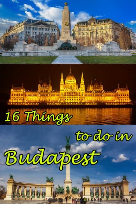 16 Must See Things To Do In Budapest The Planet D
