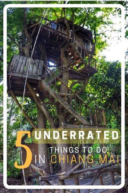 things to do in Chiang Mai Pinterest