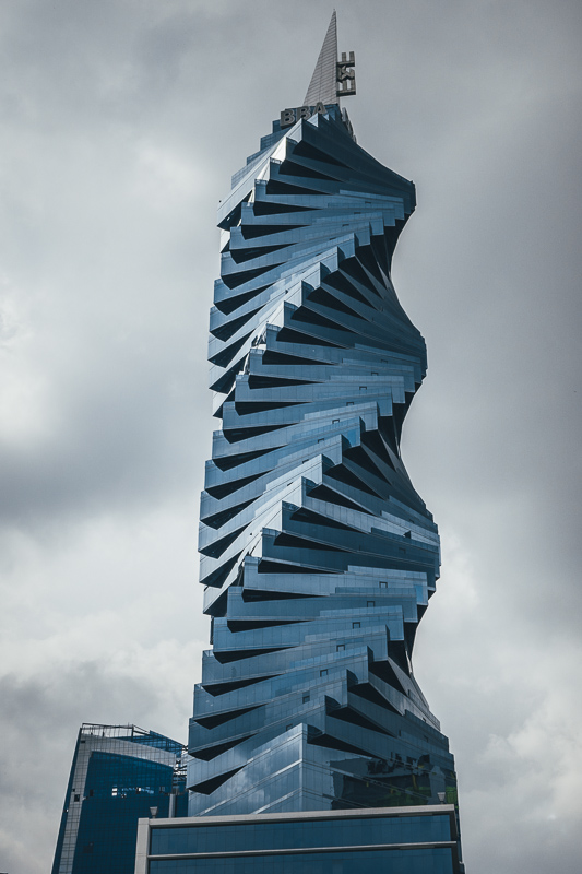 El Tornillo in Panama City, Panama