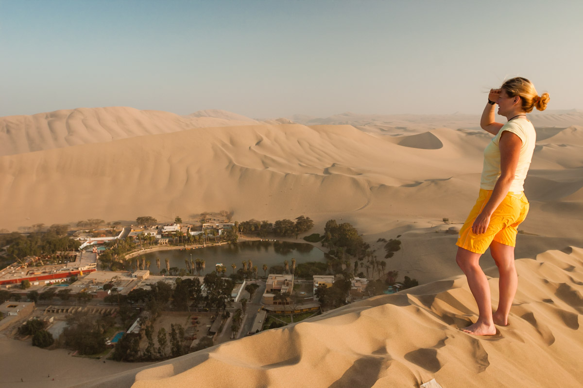 Things to do in Peru Huacachina
