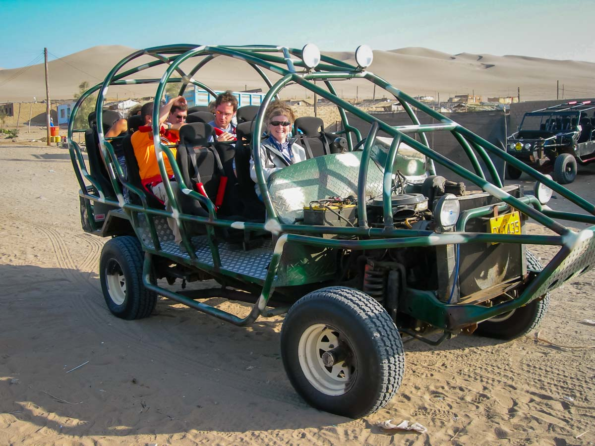 Things to do in Peru Dune Buggy Ride