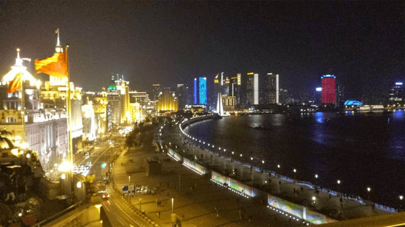 what to do in shanghai the bund