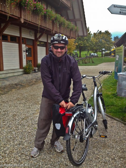 bicycle trips Europe