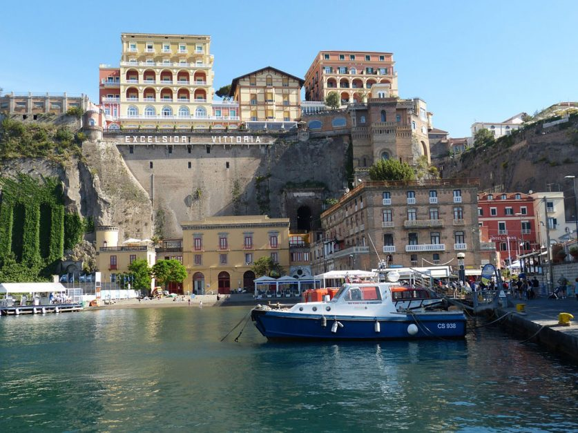 grand marina sorrento