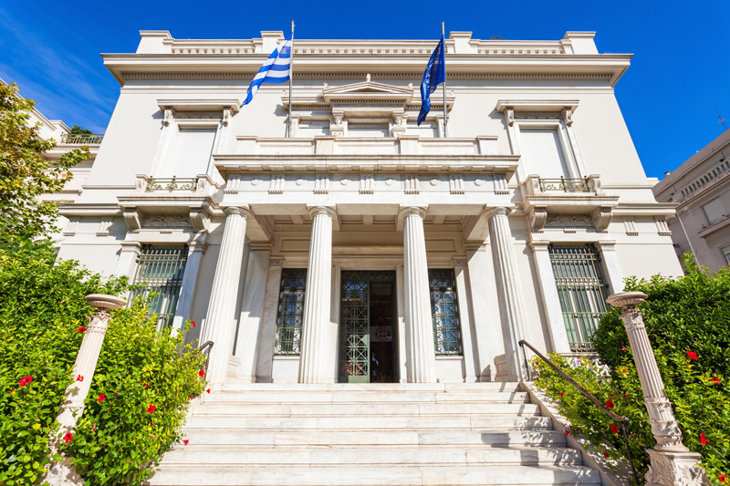 Discover Cultural History at the Benaki Museum in Athens