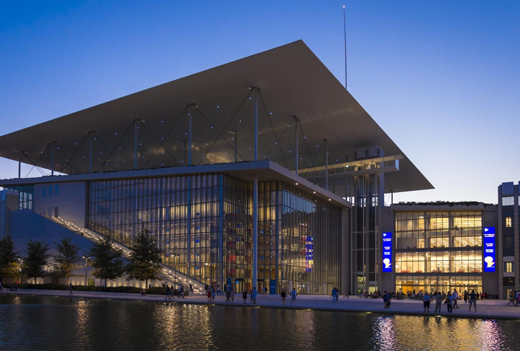must see athens greece | Stavros Niarchos Center