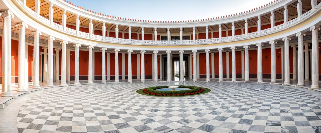 what to see in athens | Zappeion Hall