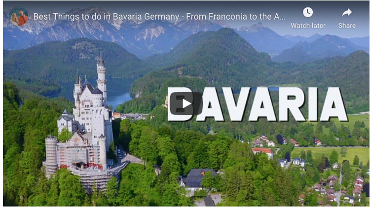 best things to do in Bavaria Germany
