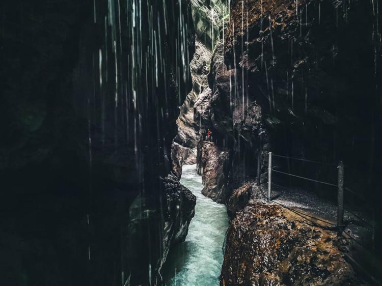 what to see in bavaria | partnach gorge