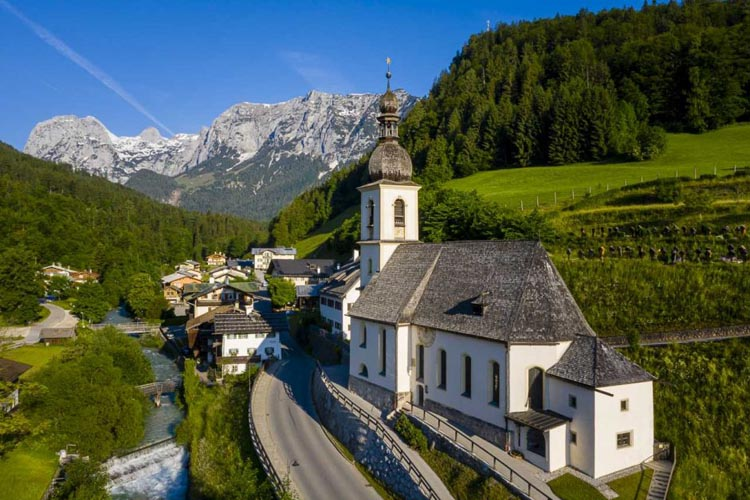 where to go in Bavaria | berchtesgaden