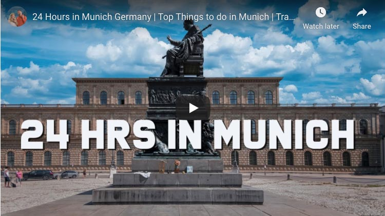 things to do in munich germany | capital of Bavaria