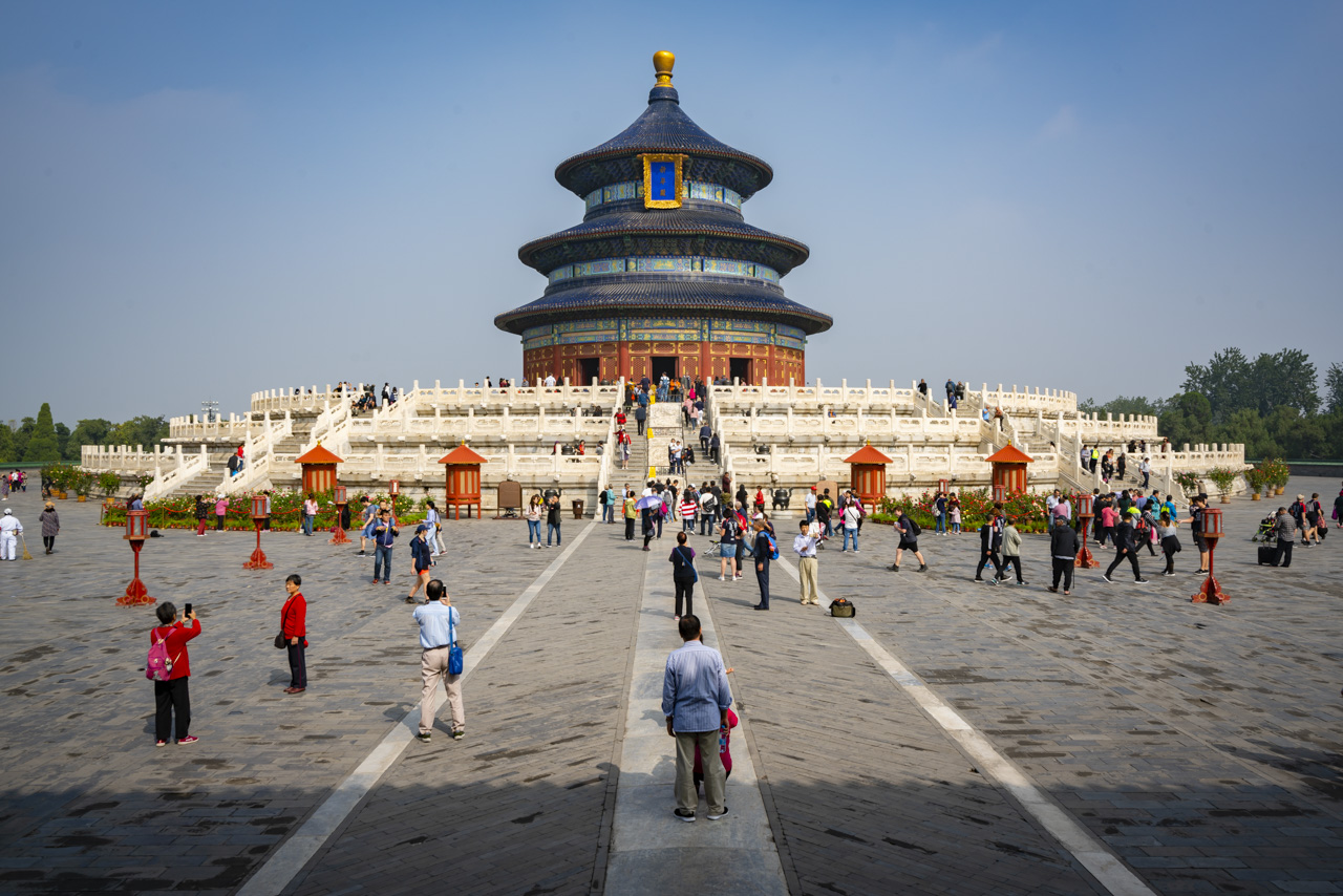 Things to do in Beijing visit Temple of Heaven