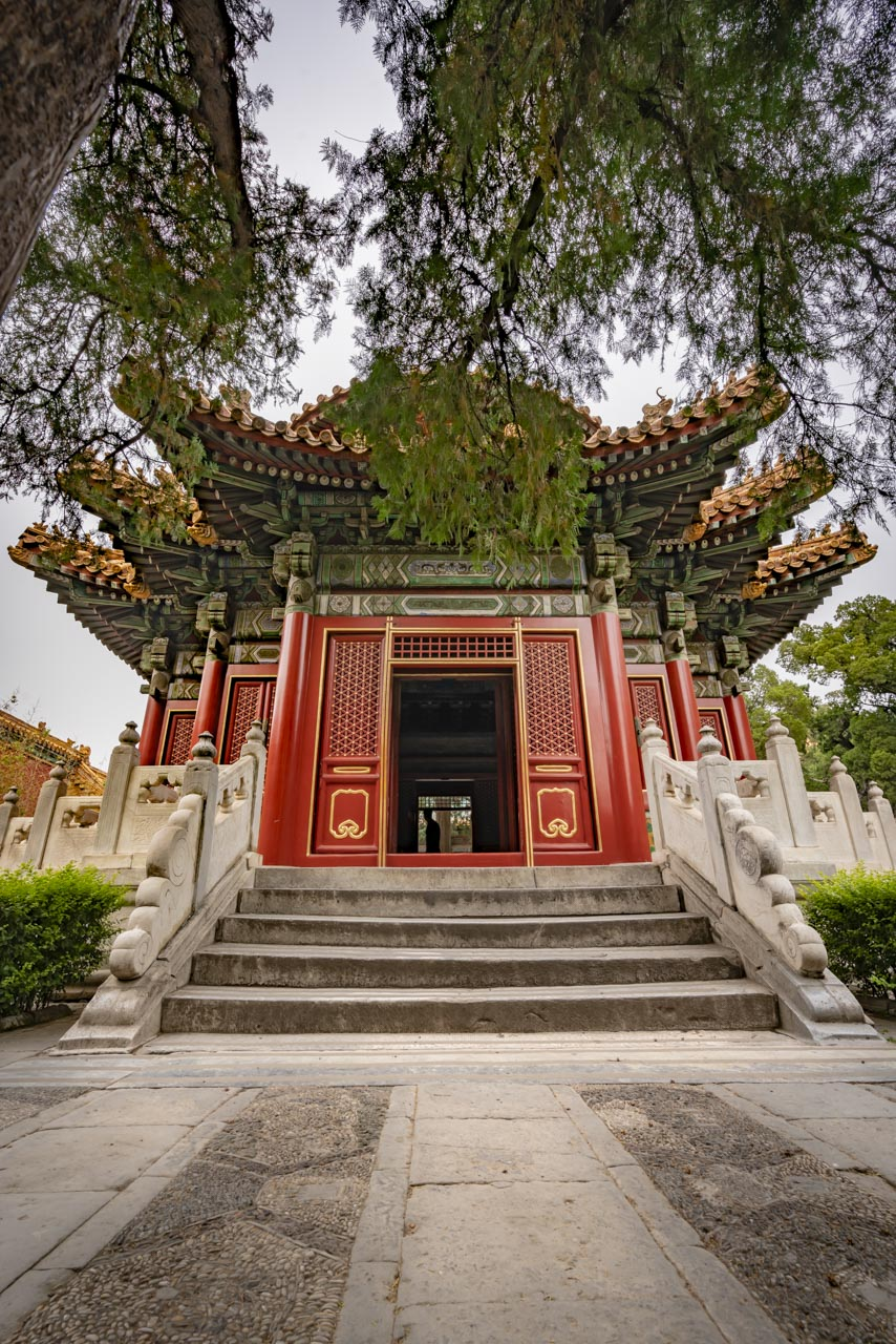 Things to do in China Beijing | Forbidden City Gardens