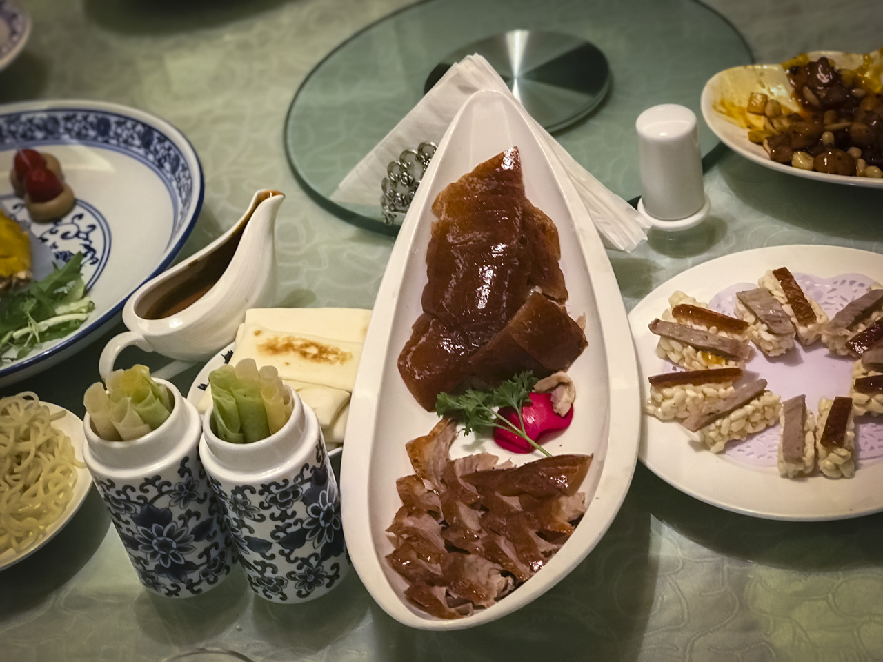 Best Things to do in Beijing Peking Duck Dinner