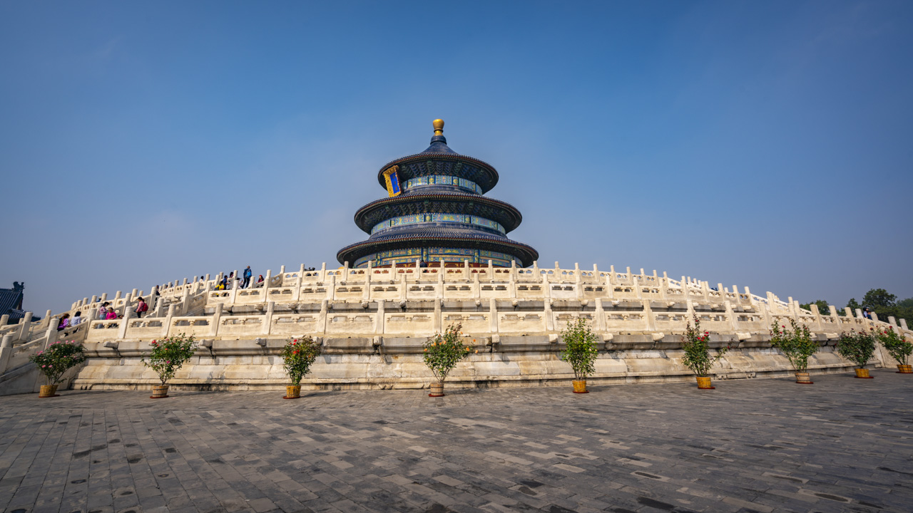 Beijing to attractions | Temple of Heaven Stairs