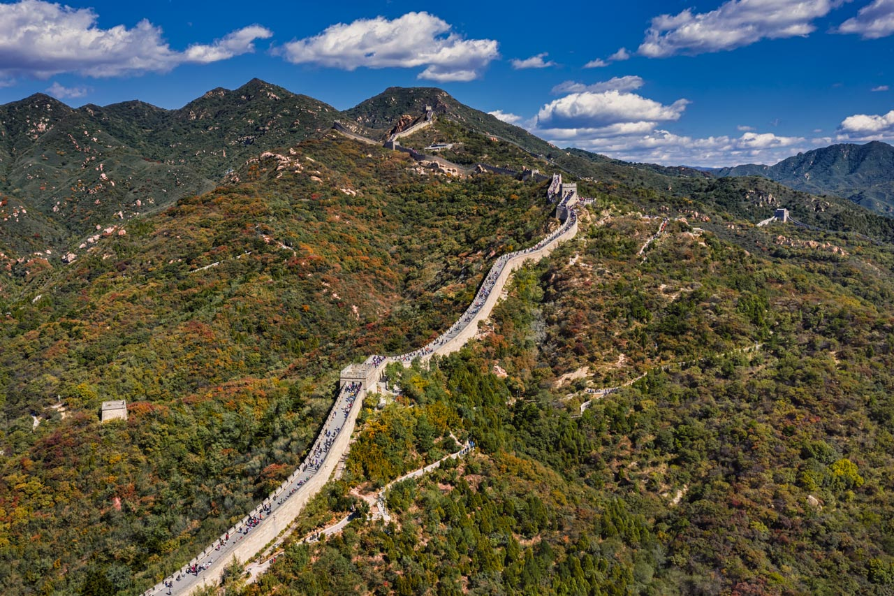 what to see in in Beijing | Great Wall of China