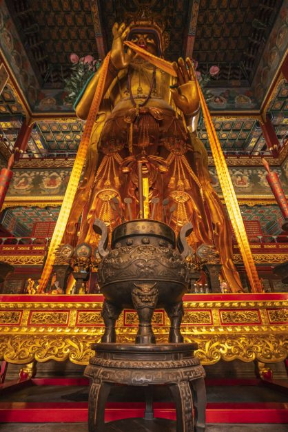 Beijing top attractions | Lama Temple Buddha
