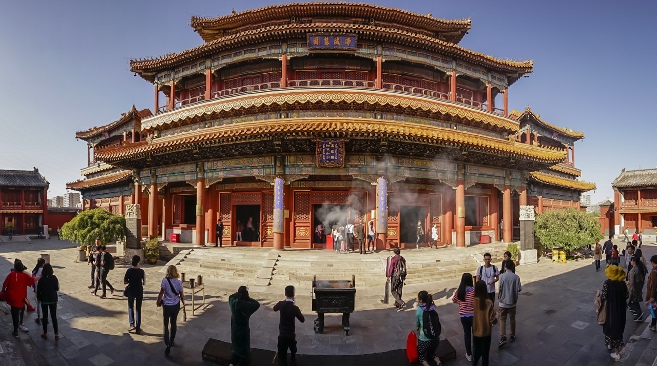 Things to do in Beijing Lama Temple