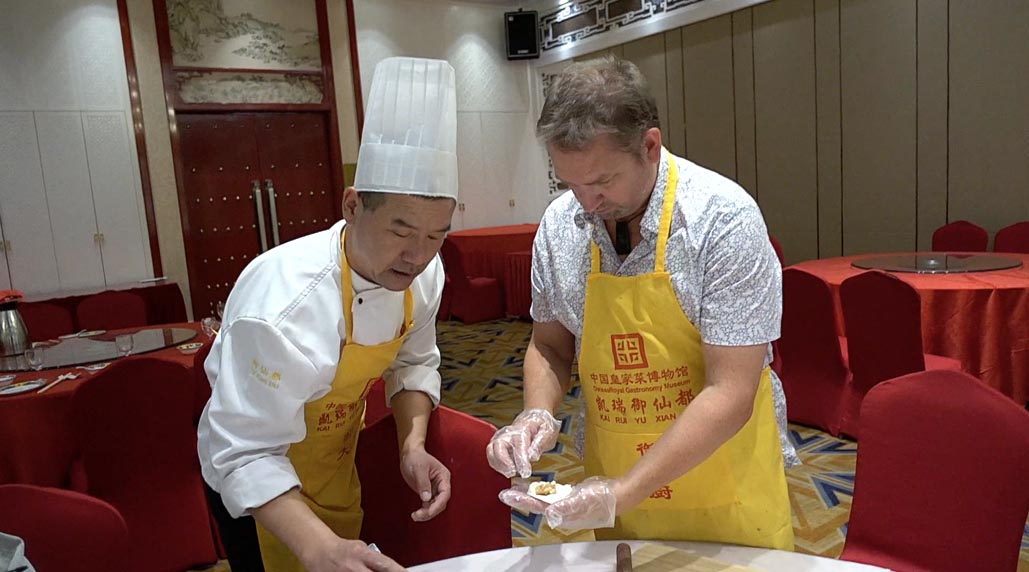 what to do in beijing cooking class