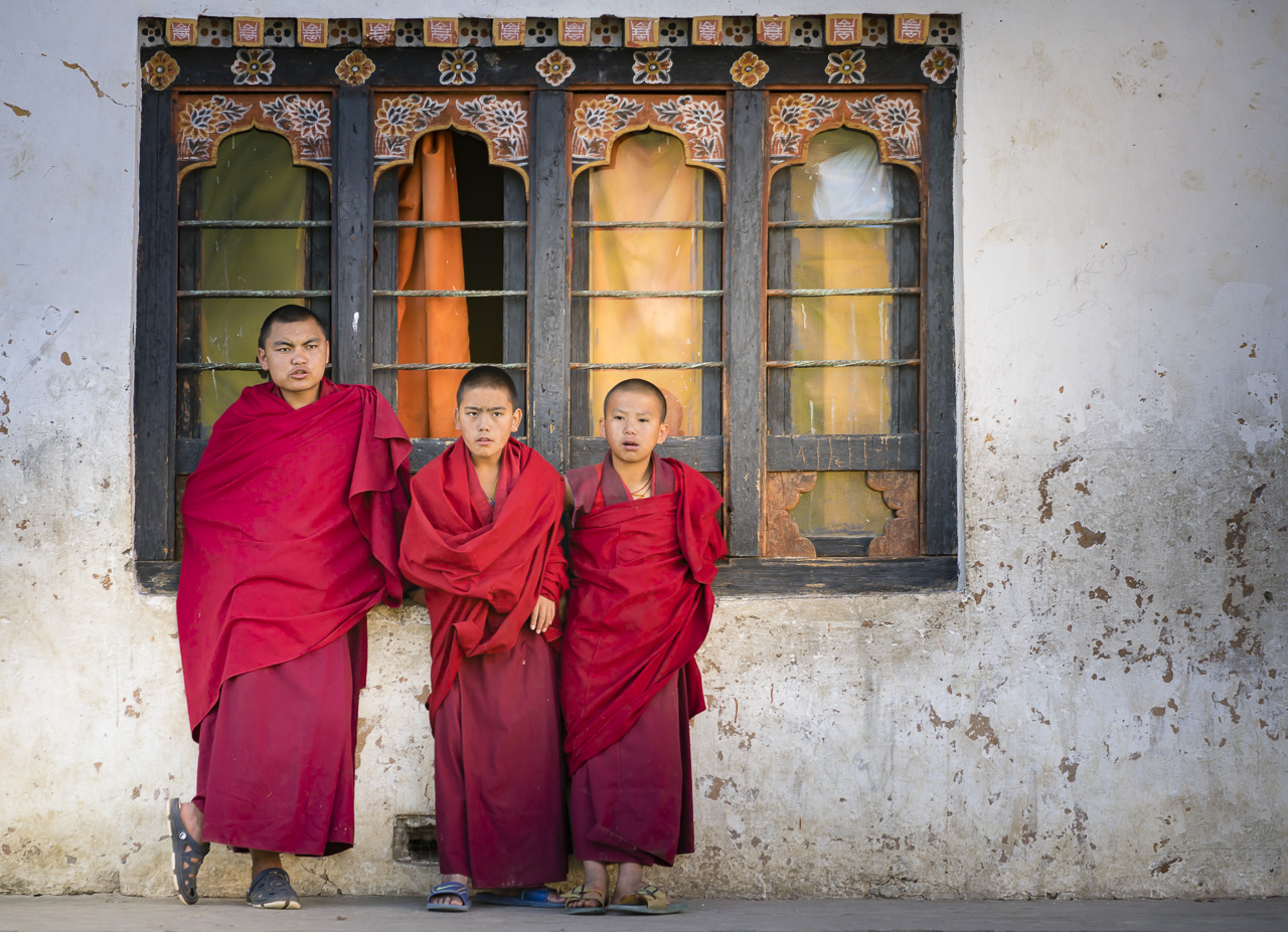 Things to do in Bhutan: Visit the Dechen Phrodrang Monastery