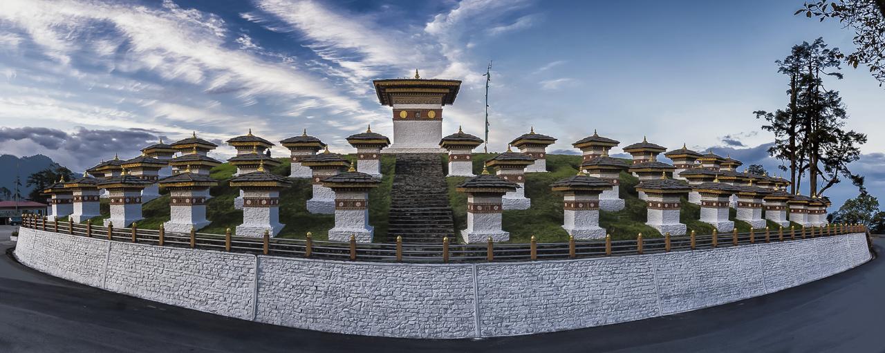 Things to do in Bhutan Dochula Pass