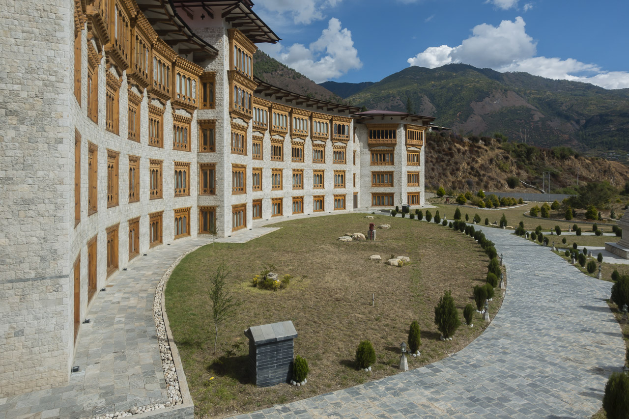 things to do in bhutan Paro Riverfront