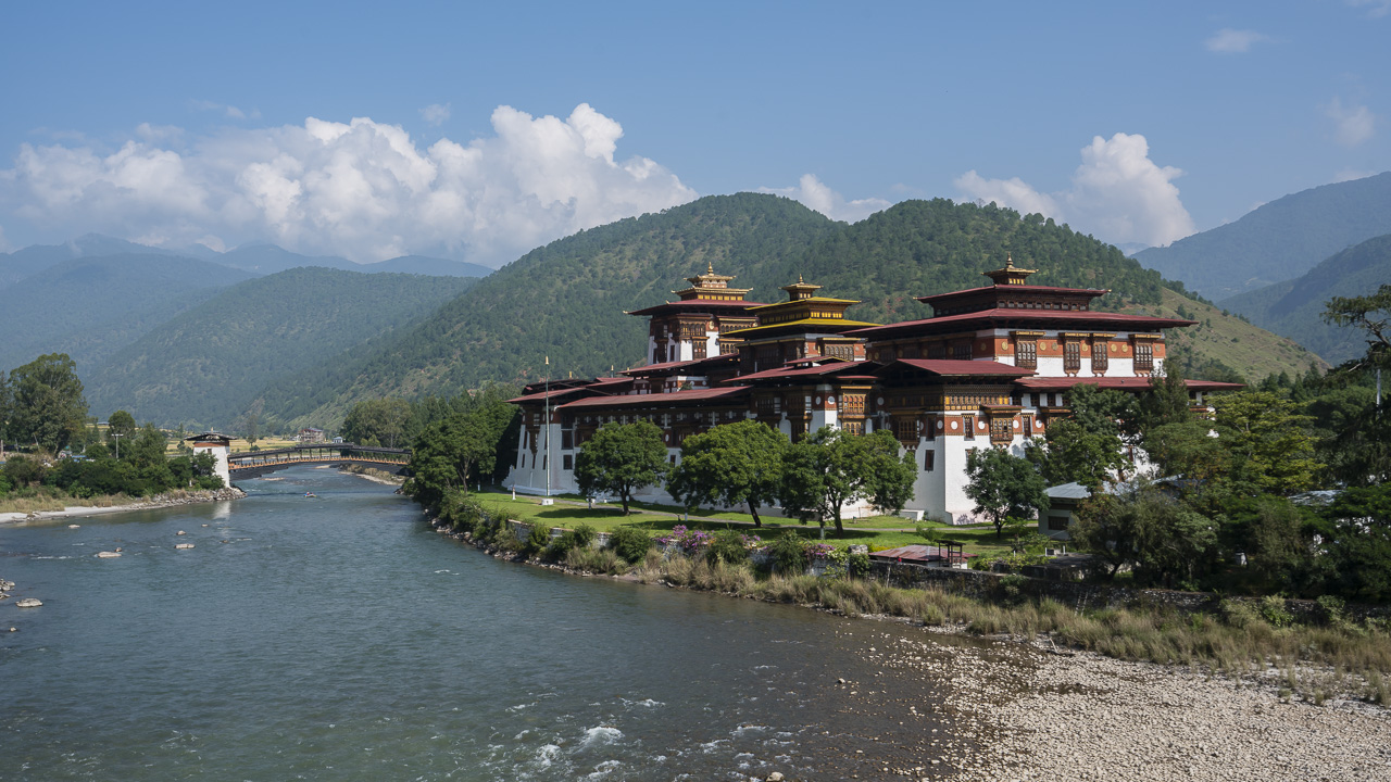Things to do in Bhutan Phunaka Dzong
