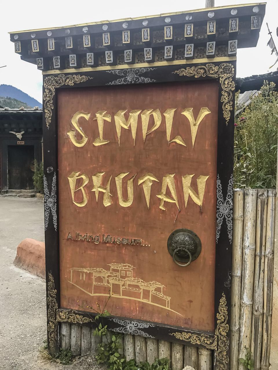 where to eat in Bhutan