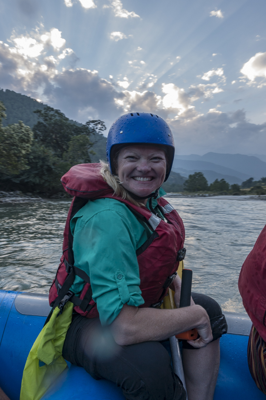 Things to do in Bhutan White Water Rafting