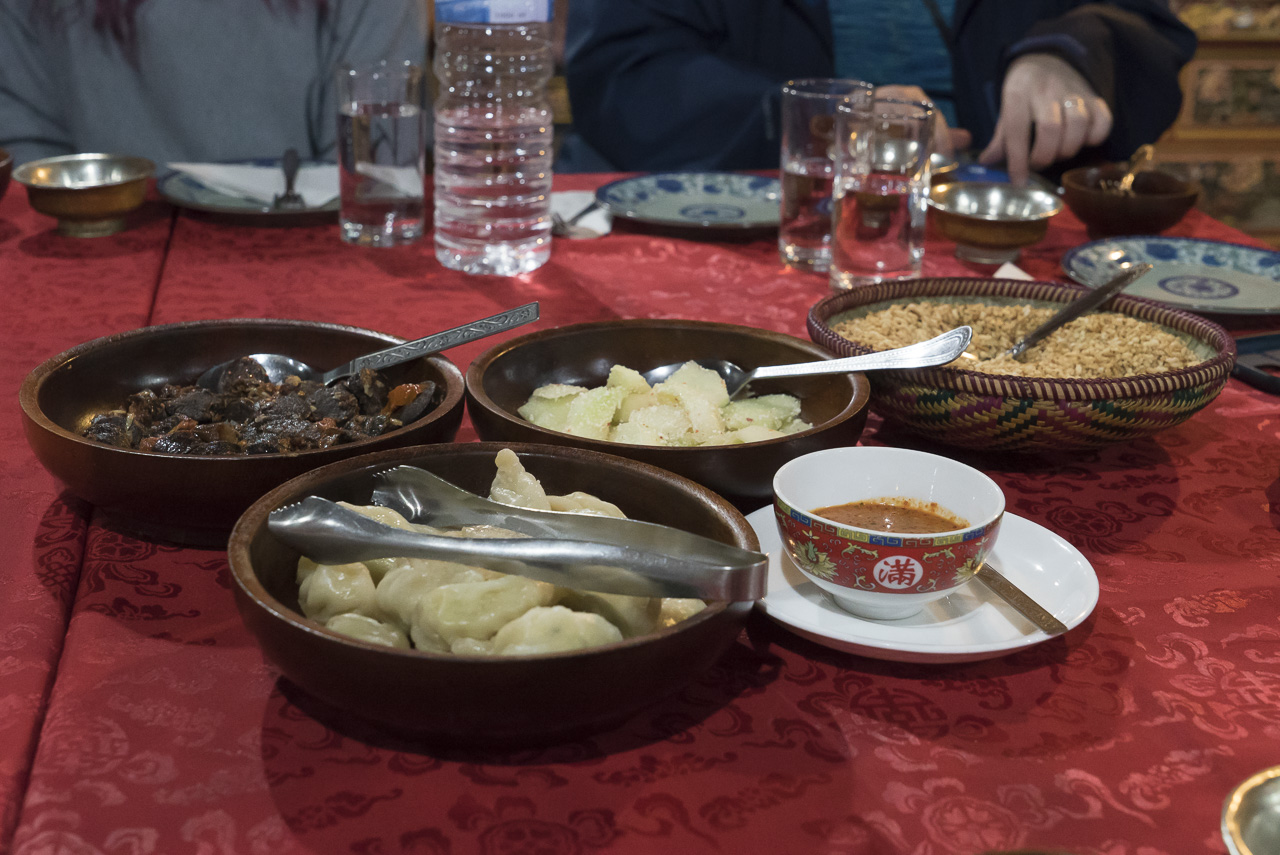 Things to do in Bhutan Try the food