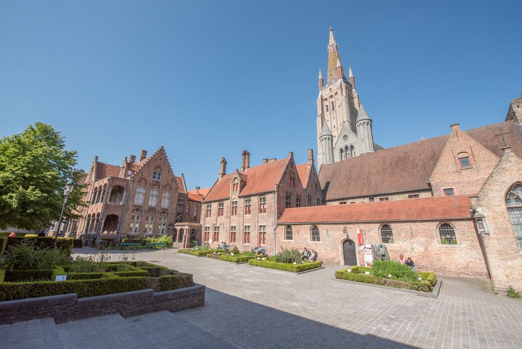 top things to do in bruges | Saint Jan's Hospital