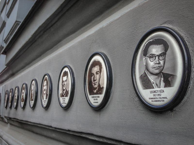 things to see in budapest house of terror