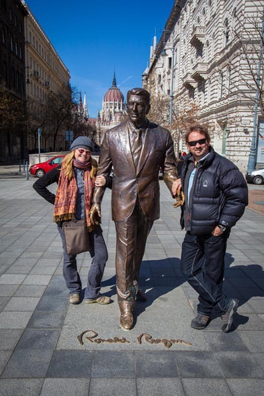 things to do in budapest ronald reagan