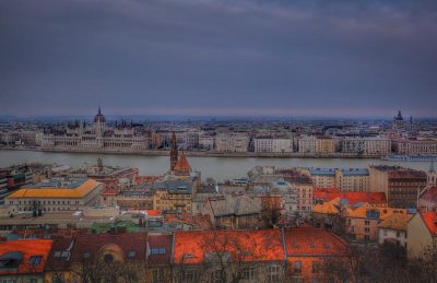 things to do in budapest | city view