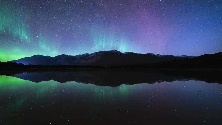 what to see in Canada | northern lights