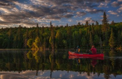 things to do in canada | canoe algonquin park