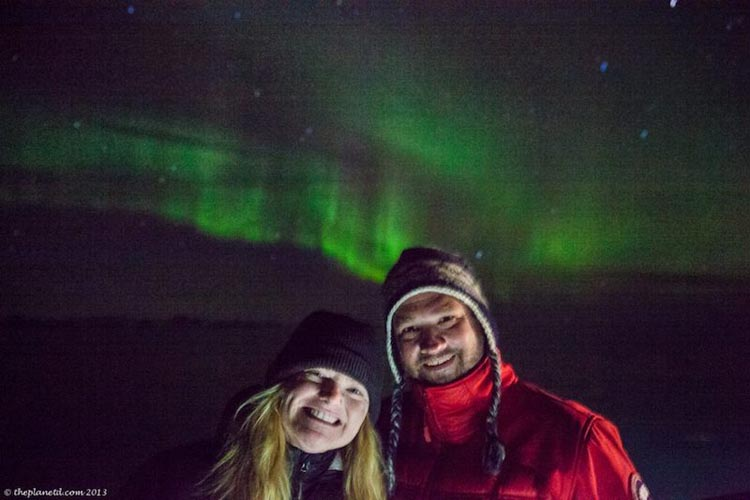 the best winter activities in canada | northern lights