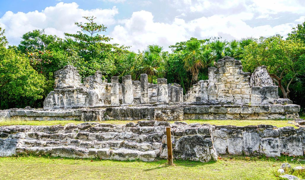 what to do in cancun ruins el rey