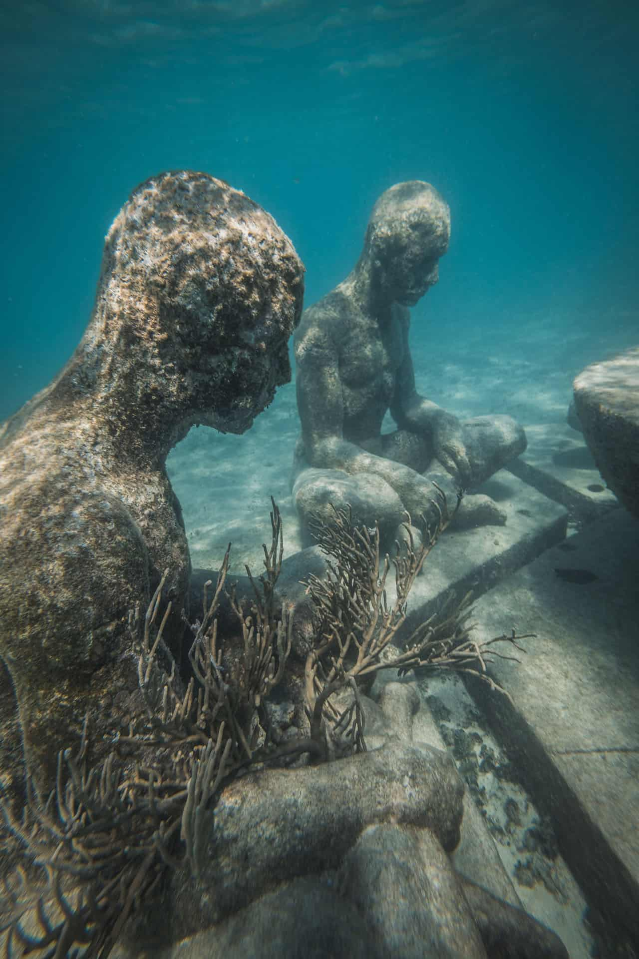 best things to do in cancun underwater museum
