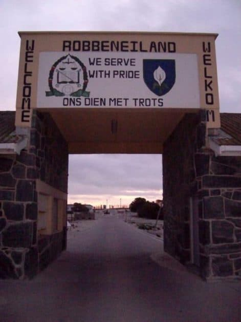 visit robben island | what to do from cape town