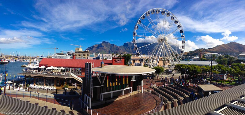 what to do in cape town v & a waterfront