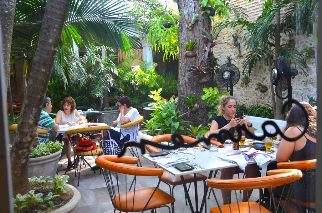 where to eat in cartagena carmen restaurant