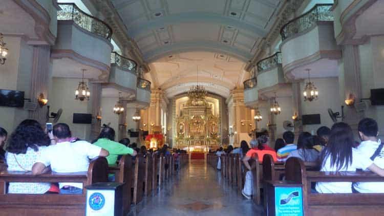 Cebu Tourist attractions | Metropolitan Cathedral