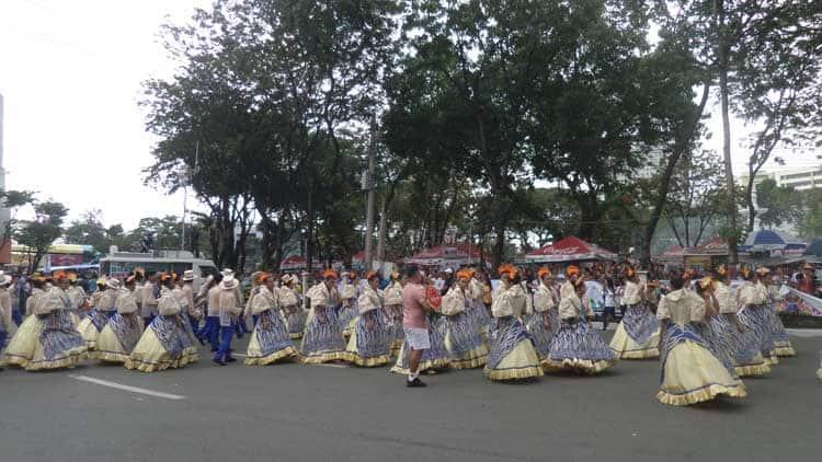 what to do in Cebu  | festival