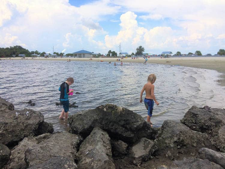 central florida attractions | fort island beach